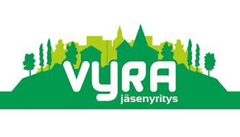 Viherpalvelut Hyvönen Oy on Vyra jäsenyritys.