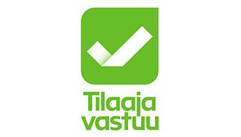 Viherpalvelut Hyvönen Oy kuuluu Tilaajavastuu ohjelmaan.